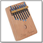 Zither Heaven 8-Note Thumb Piano by ZITHER HEAVEN