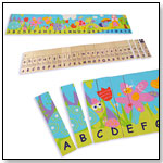 Double Sided Alphabet Puzzle by BOIKIDO