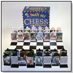 I Built It! Jumbo Chess by I BUILT IT GAMES