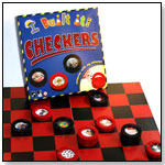 I Built It! Checkers by I BUILT IT GAMES