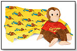 Curious George Storytime Pal by ZOOBIES