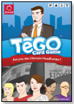 Tego Card Game by JUNIOR BROTHERS ENTERTAINMENT