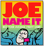 Joe Name It™ by GAMEWRIGHT