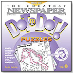 Newspaper Dot-to-Dot Vol. 8 by MONKEYING AROUND