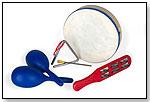 Woodstock Rhythm Instrument Set by WOODSTOCK CHIMES