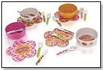Groovy Girls® Dinnerware Set by MANHATTAN TOY