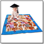 Baby Face Photo Quilt Playmat - Jumbo by GENIUS BABIES INC.
