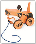Pull-Along Friend Tiger by MANHATTAN TOY