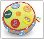 Rockin' Sounds Drum by MANHATTAN TOY