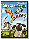 Shaun the Sheep: Spring Shenanigans by HIT ENTERTAINMENT