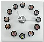 Design-It -Yourself Clock by MARK FELDSTEIN AND ASSOCIATES INC