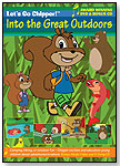 Let's Go Chipper!  Into The Great Outdoors  (DVD) by MUSIC FOR LITTLE PEOPLE/MFLP DISTRIBUTION