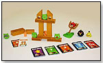Angry Birds Knock on Wood Board Game by MATTEL INC.