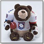 Gridiron Fanatic Bear by GUND INC.