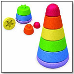 Cone Stacker by SPRIG TOYS, INC.