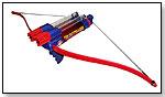 Double Barrel Crossbow by MARSHMALLOW FUN COMPANY