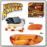 Discover Amber Science Kit by DISCOVER WITH DR. COOL