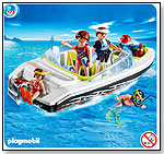 Family Speedboat by PLAYMOBIL INC.