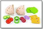 Healthy Gourmet Pita Pocket Lunch by HAPE