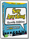 Say Anything Family by NORTH STAR GAMES