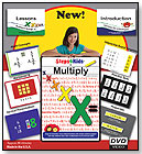 Steps4Kids to Multiply DVD by Steps4Kids, LLC