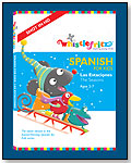Spanish for Kids: Las Estaciones (The Seasons) by WHISTLEFRITZ