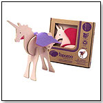 Topozoo Unicorn by GEARED FOR IMAGINATION