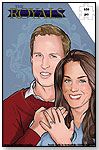 Prince William and Kate Middleton Royal Wedding Puzzle by BLUEWATER PRODUCTIONS
