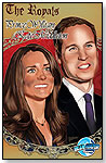 The Royals: Prince William and Kate Middleton Comic Book by BLUEWATER PRODUCTIONS