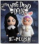 Living Dead Dolls Plush Series 1 set of 2 by MEZCO TOYZ