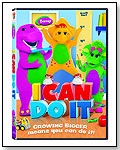 Barney: I Can Do It! by HIT ENTERTAINMENT