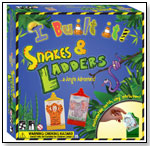 Snakes and Ladders by I BUILT IT GAMES