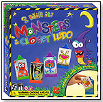 Monsters in the Closet Ludo by I BUILT IT GAMES