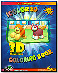 iColor3D Coloring Books by TRI-SMART LLC.