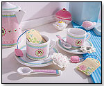 Lucky Tea Time Set by HABA USA/HABERMAASS CORP.