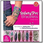 Safety Pin Bracelets by KLUTZ