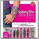 Safety Pin Bracelets by KLUTZ
