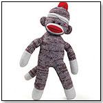 """Sock Monkey 8"""" by PLUSHLAND, INC."""
