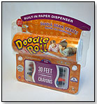 "Doodle Roll 6"" All-in-One Craft Kit by IMAGINATION BRANDS CO. LLC"