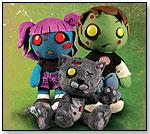 Zombie Creepy Cuddlers by MEZCO TOYZ