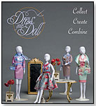 Dress Your Doll by CREATIVE EDUCATION OF CANADA