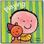 Playing by Liesbet Slegers by CLAVIS PUBLISHING