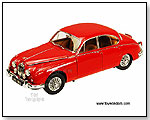 Model Icons - 1962 Jaguar Mark II Hard Top. 1:18 scale diecast collectible model car by TOY WONDERS INC.