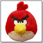 "Angry Birds 5"" Plush Red Bird With Sound by COMMONWEALTH TOY & NOVELTY CO"