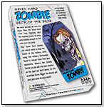 Zeven Card Zombie by MINDTWISTER USA