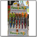 Pedestal Pets New Pencil Display by INSPIRED DESIGN LLC