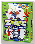 Z.A.C. the  ZOOB Alien Creature by INFINITOY