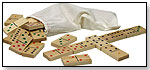 Standard Dominoes by MAPLE LANDMARK WOODCRAFT CO.