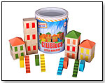 Little Builder Rattle Blocks by CITIBLOCS LLC