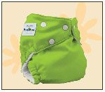 One Size Cloth Diaper by FUZZIBUNZ